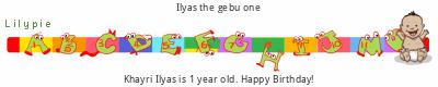 Lilypie First Birthday (4rx3)