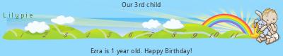 Lilypie First Birthday (9po2)