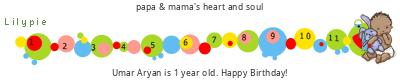 Lilypie First Birthday (E4z1)