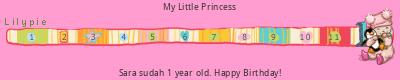 Lilypie First Birthday (M6ow)