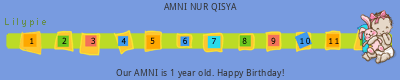 Lilypie First Birthday (NjI5)