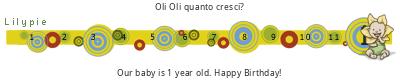 Lilypie First Birthday (ugGO)